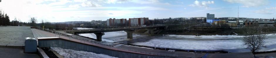 Витебск, площадь Победы