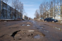 Дороги Пскова