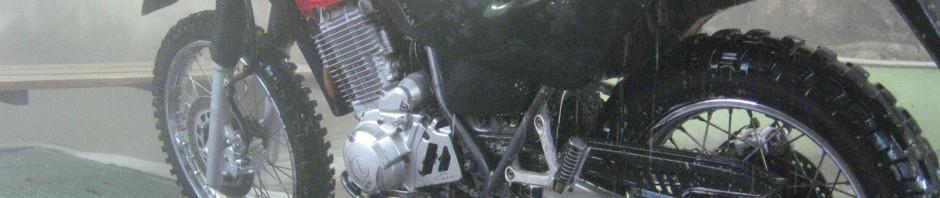 Yamaha XT600E 3TB